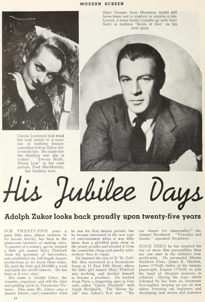 carole lombard modern screen february 1937aa