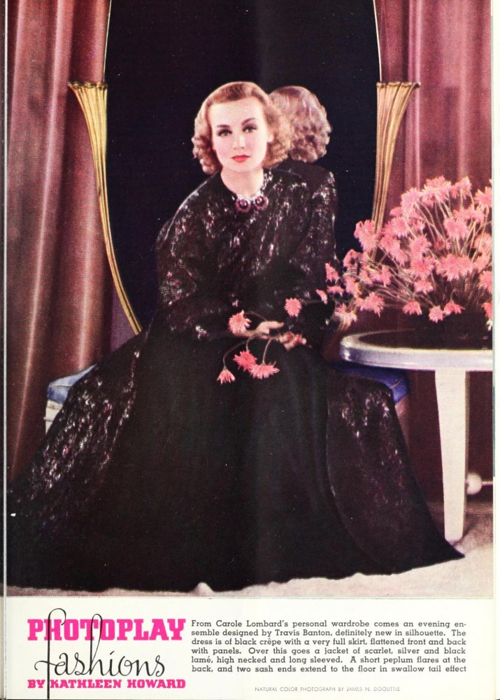 carole lombard photoplay december 1936a color