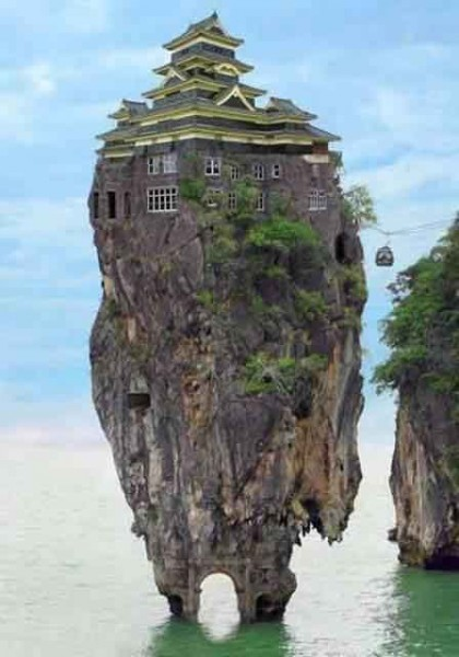 amazing-rock-house