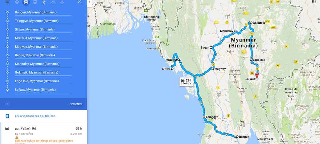 mapa Myanmar1
