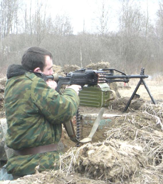 На стрельбище