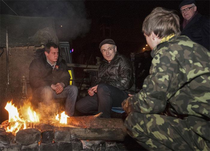 Ходор на Майдане