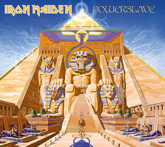 Iron maiden powerslave рецензия 8487