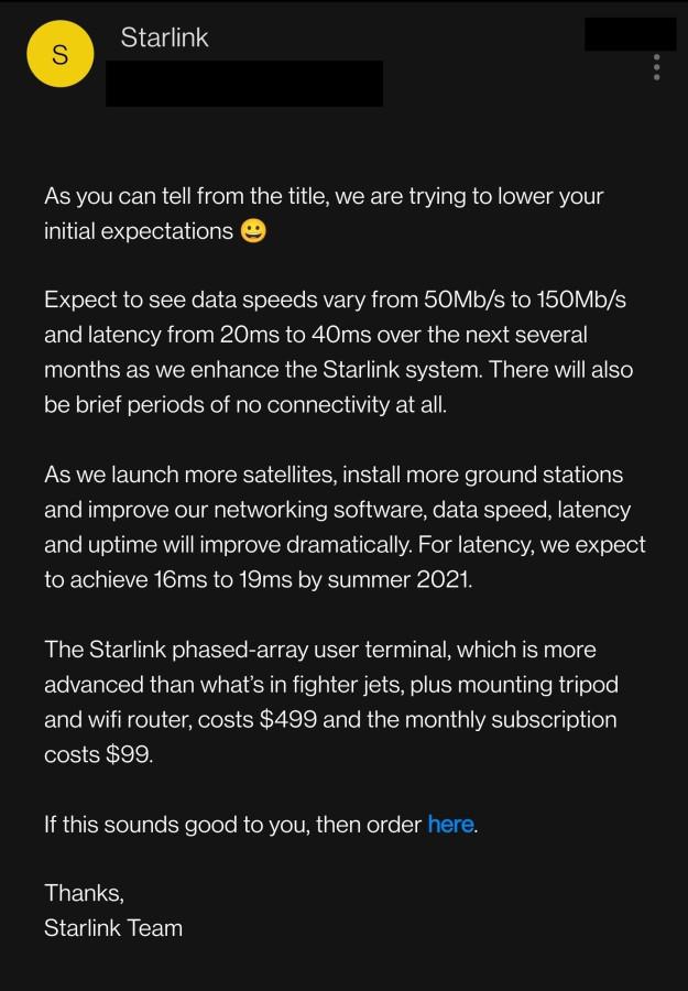 Проект StarLink Илона Маска - проблемы уже скрыть невозможно???