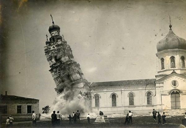 Утраченные храмы города Ейска