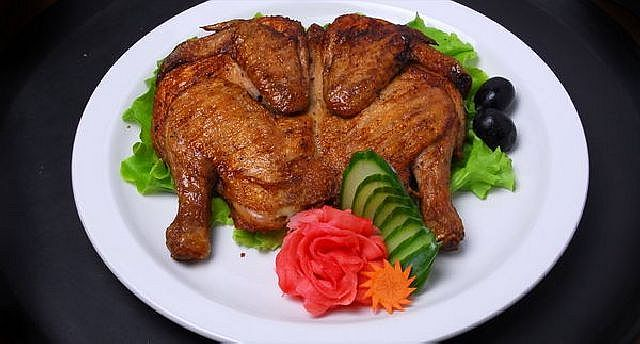 Рецепт приготовления курица табака