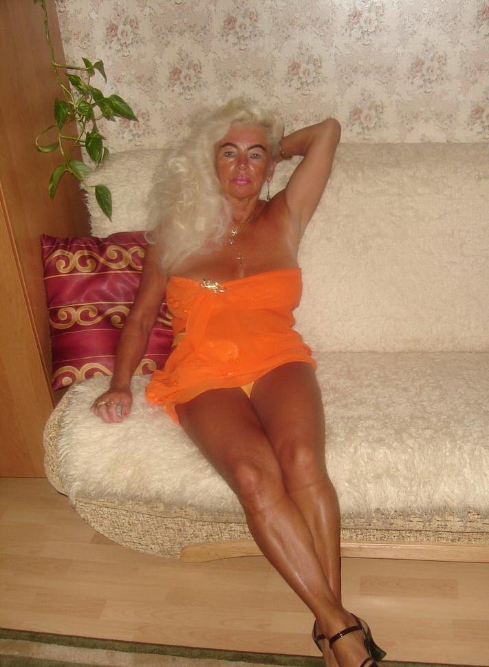 частное фото русских старушек даже