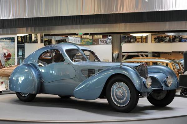 Шесть самых дорогих автомобилей в мире 1
