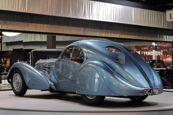 Шесть самых дорогих автомобилей в мире 2
