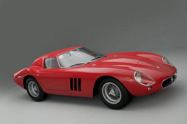 Шесть самых дорогих автомобилей в мире 9