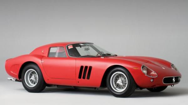 Шесть самых дорогих автомобилей в мире 10