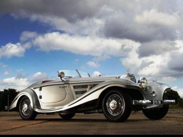Шесть самых дорогих автомобилей в мире 19