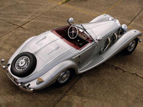 Шесть самых дорогих автомобилей в мире 20