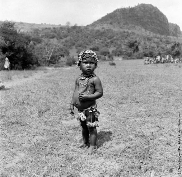 Секс племени зулусов 9 фотография