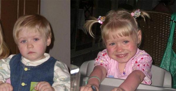 фото детей после усыновления и до