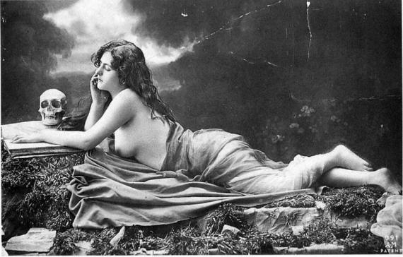 Порнографические открытки 20 века