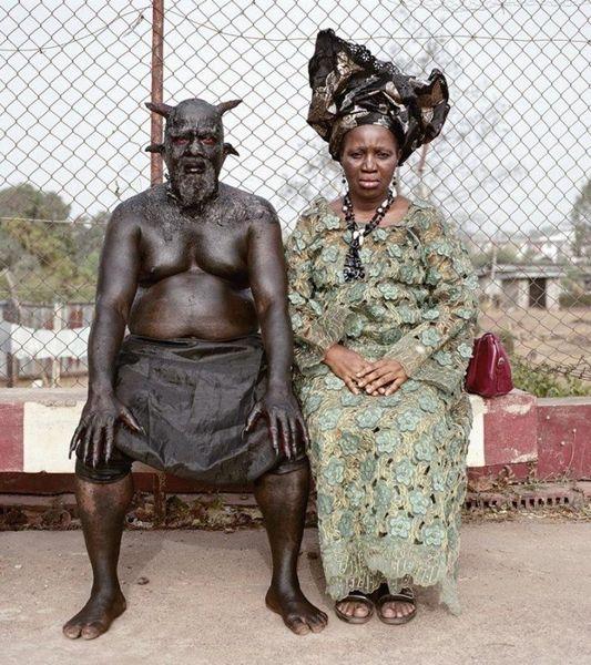 Африканские фрики