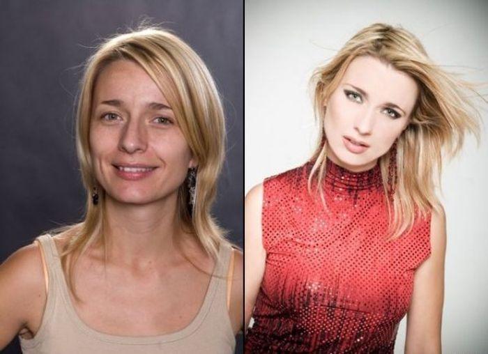 Фото женщин в 30 лет без макияжа