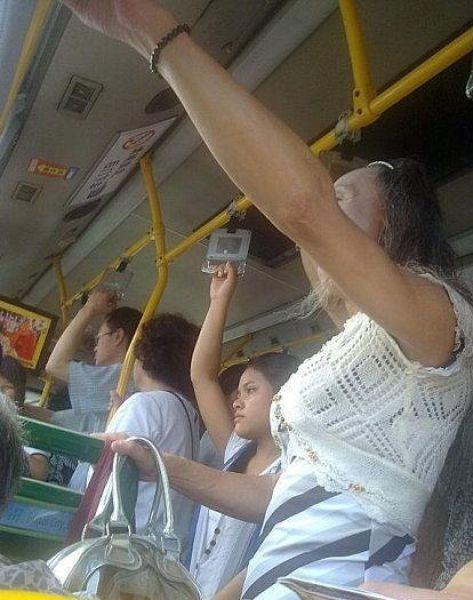 Вгрудь автобусе фото фото 80-374