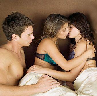 Первый секс в десять лет
