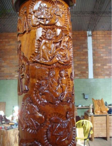 Самодельная мебель из дерева своими руками