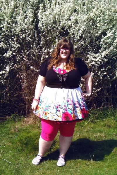 толстушки блогерш laura love-пь2