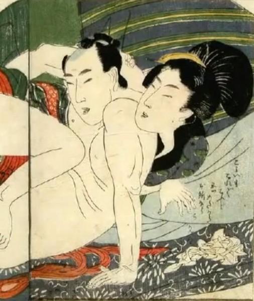 японские порно художники