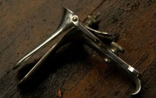 Жуткие инструменты гинекологов начала прошлого века vintage_hynaecology_10