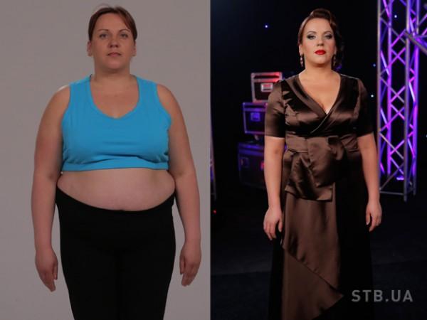 до и после фото участников до и после проекта