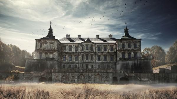 Таинственные заброшенные замки 1