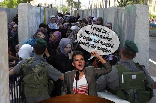 Скарлет Йохансон вляпалась в арабо-израильский конфликт 4