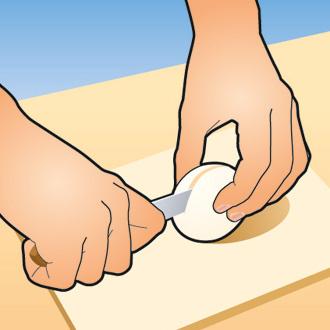 Научись резать быстро, как повар 1