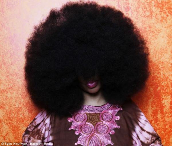 афро прическа фото