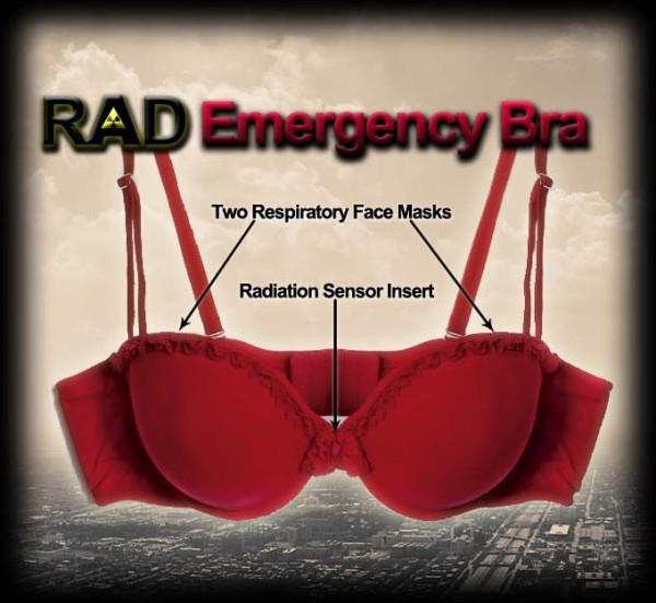 RAD Emergency Bra