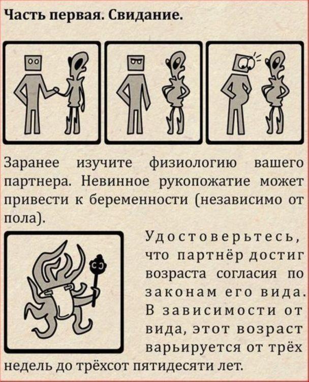 Инструкции первого секса в картинках