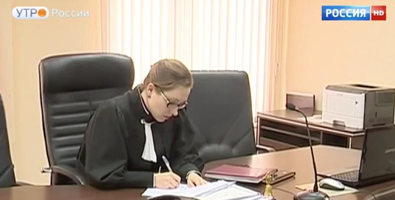 Прошу помочь с опознанием, мне кажется это судья Ирина Шабельная.