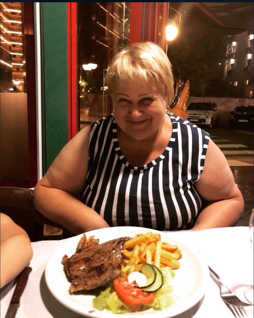 Маремуха (Мельник) Надежда Владимировна