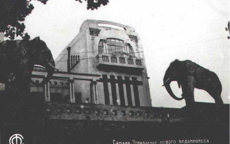 Дача купца Головкина