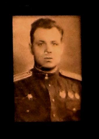 Мундир и личные вещи начальника штаба бригады - полковника И.Д.Самойленко