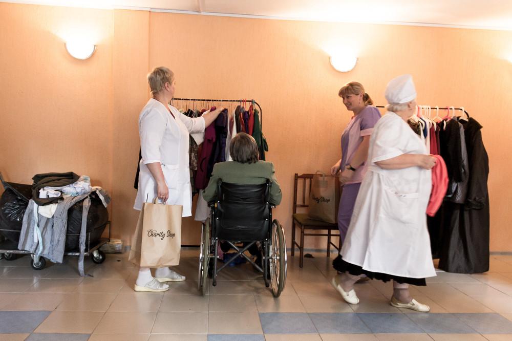 Благотворительный фонд ВТОРОЕ ДЫХАНИЕ, бесплатные магазины одежды в Псковской области