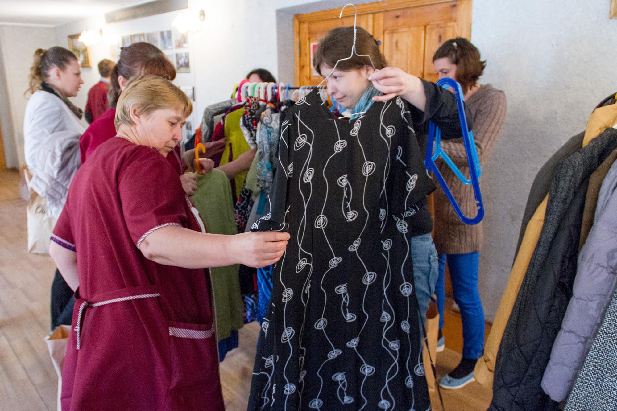 Благотворительный фонд ВТОРОЕ ДЫХАНИЕ. Опочецкий дом-интернат для престарелых и инвалидов