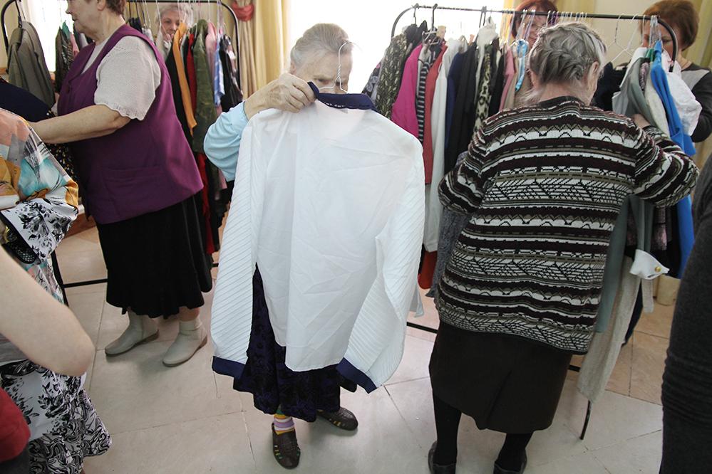 Благотворительный фонд «Второе дыхание», поездка в Псковскую область