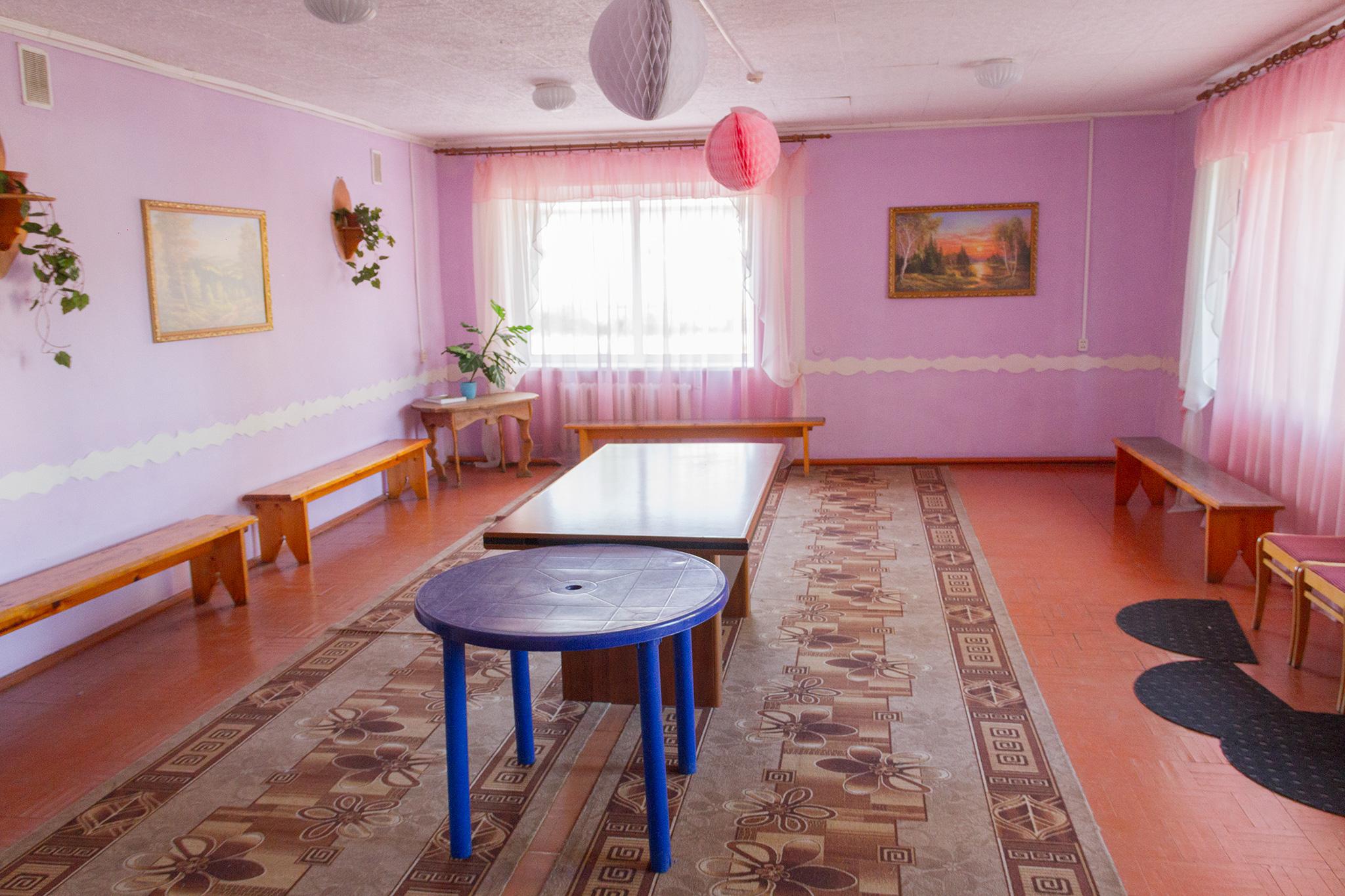 Волонтёрский лагерь в Демянске. Благотворительный фонд «Второе дыхание»