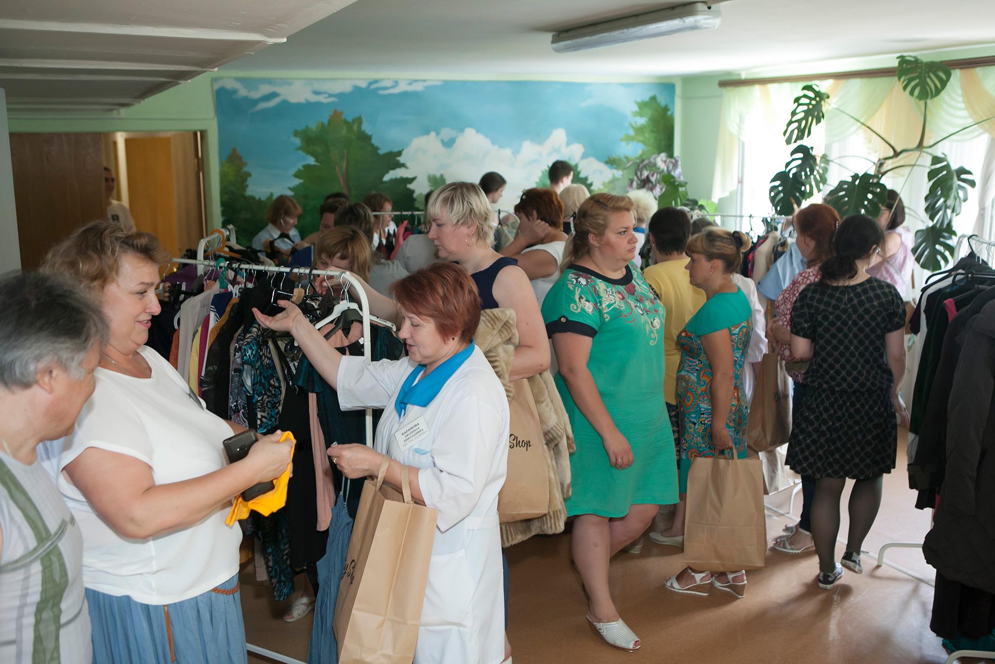 Стажировка в благотворительном фонде ВТОРОЕ ДЫХАНИЕ. Дом-интернат для престарелых и инвалидов в поселке Первомайский Тульской области