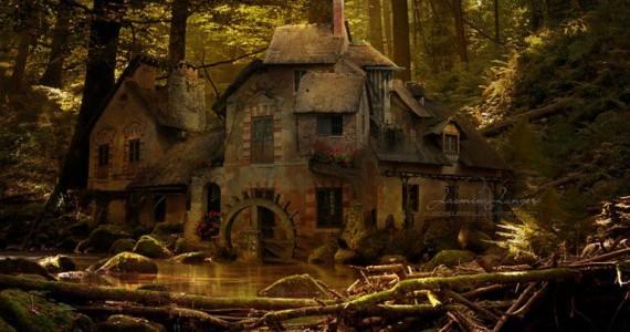 Black-Forest-River-Queens-Hamlet-Versailles-France-570x300