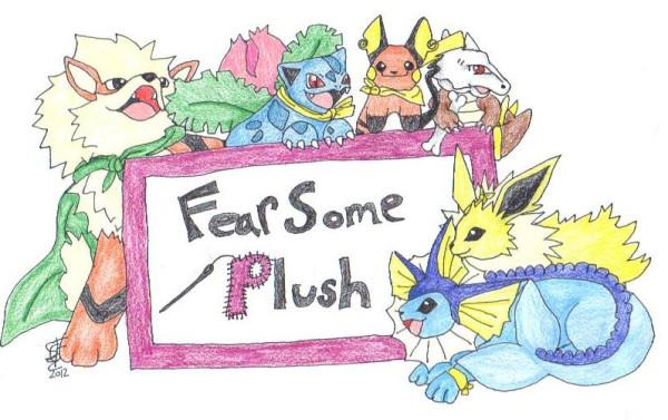 FearSome Plush