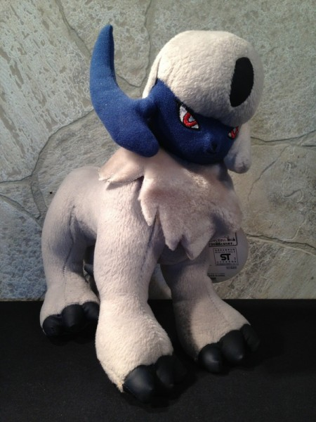 Absol 2003 Banpresto plush