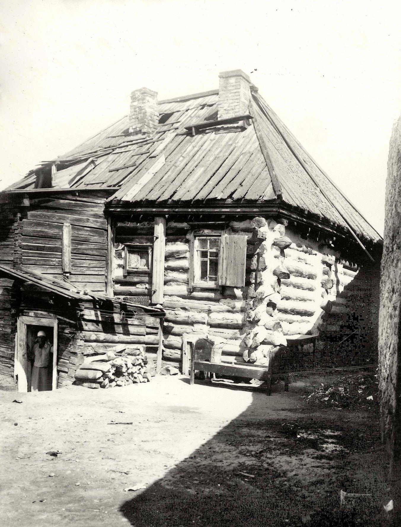 жилой дом в красноярске