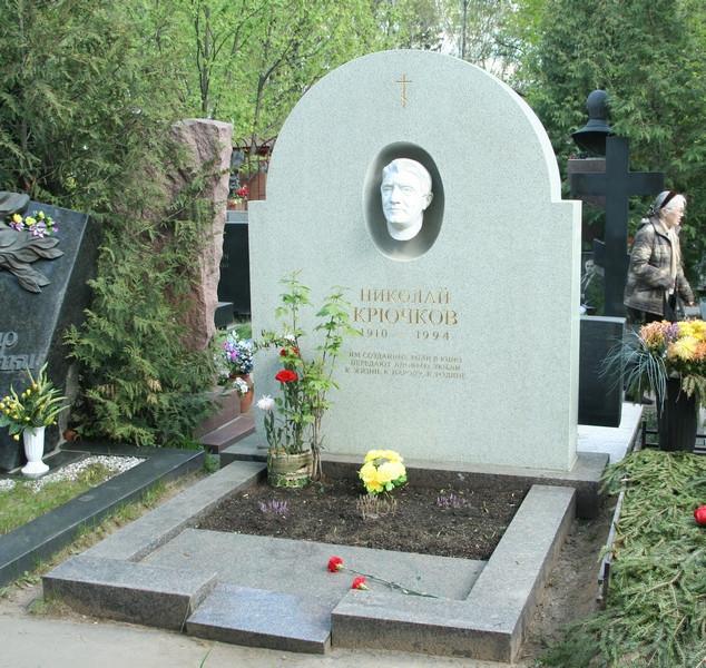 Николай Крючков.