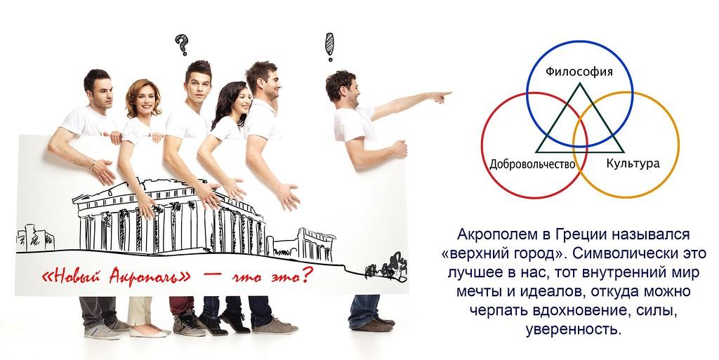 Что такое «Новый Акрополь»?